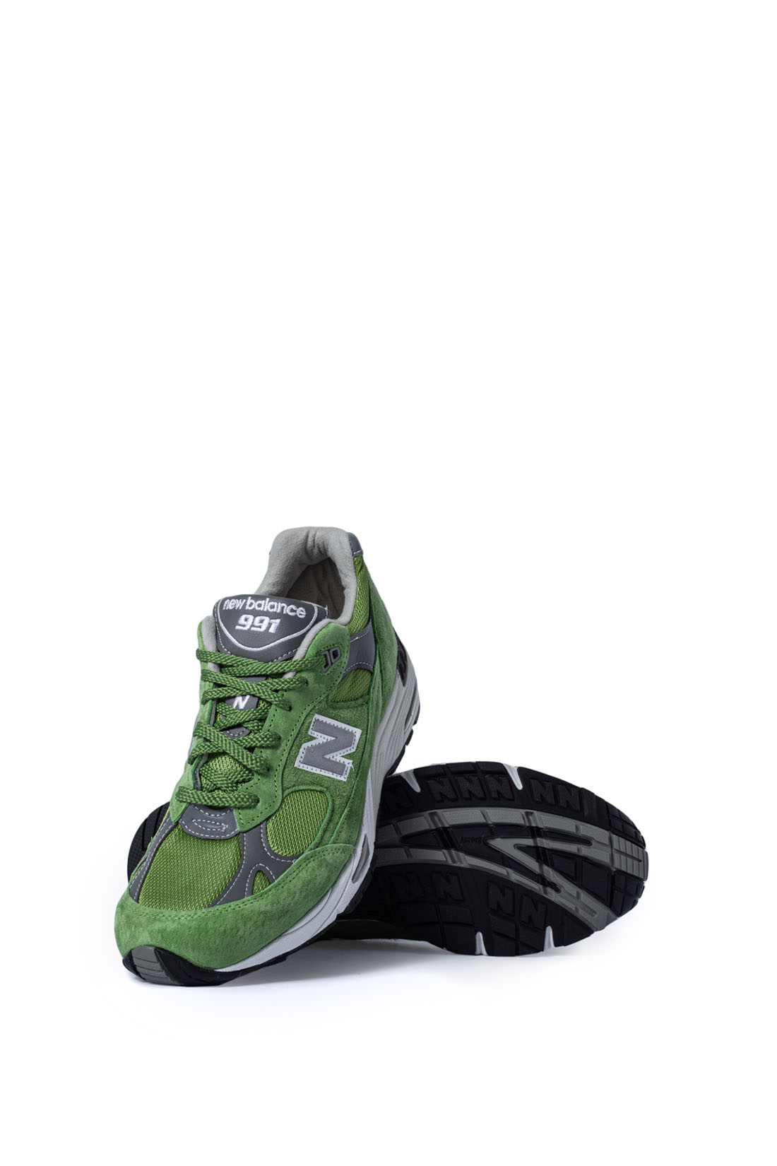 NEW BALANCE - Men's 991 Made in UK sneakers