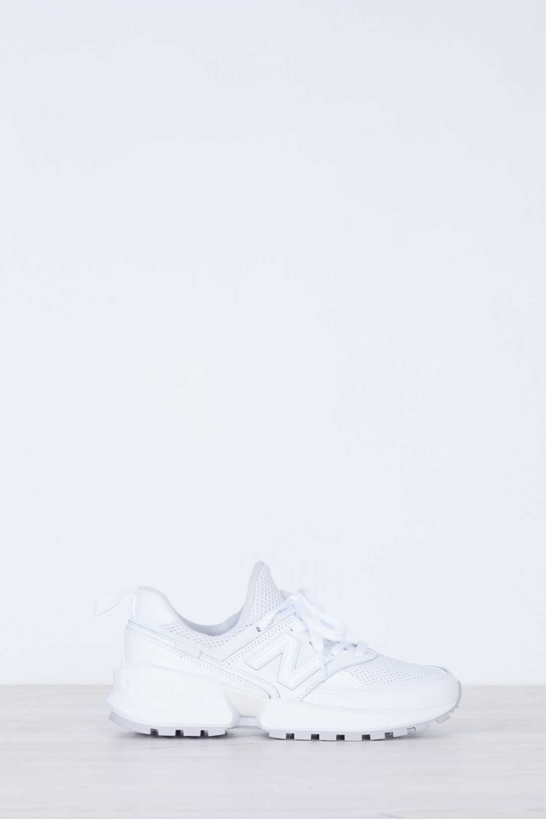 new balance donna bianche tenis