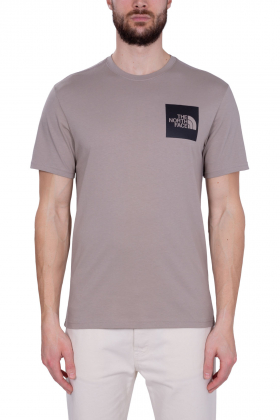 THE NORTH FACE - T-shirt uomo con logo box