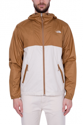 THE NORTH FACE - Giacca uomo Windwall Cyclone colorblock